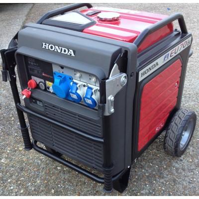 HONDA EU70 is áramfejlesztő