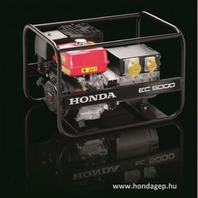 HONDA EC5000 Áramfejlesztő